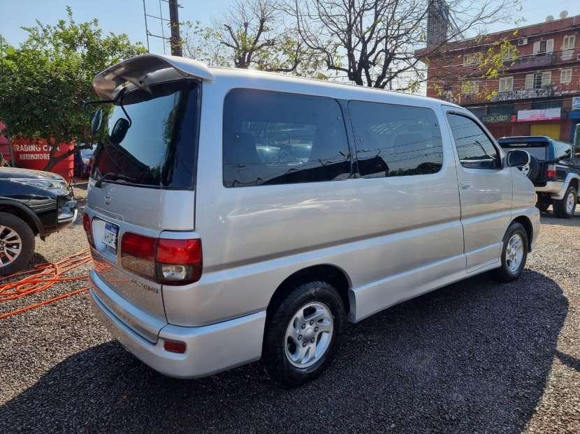 Toyota Hiace 1999 - 4