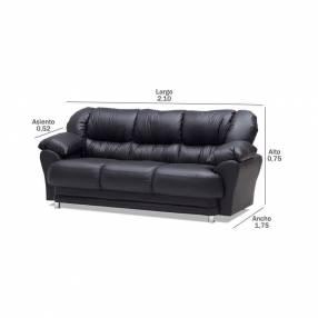 Sofá de 3 y 2 lugares