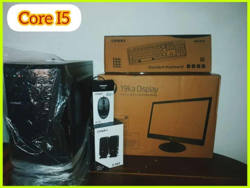 PC de escritorio Intel Core I5 - 0