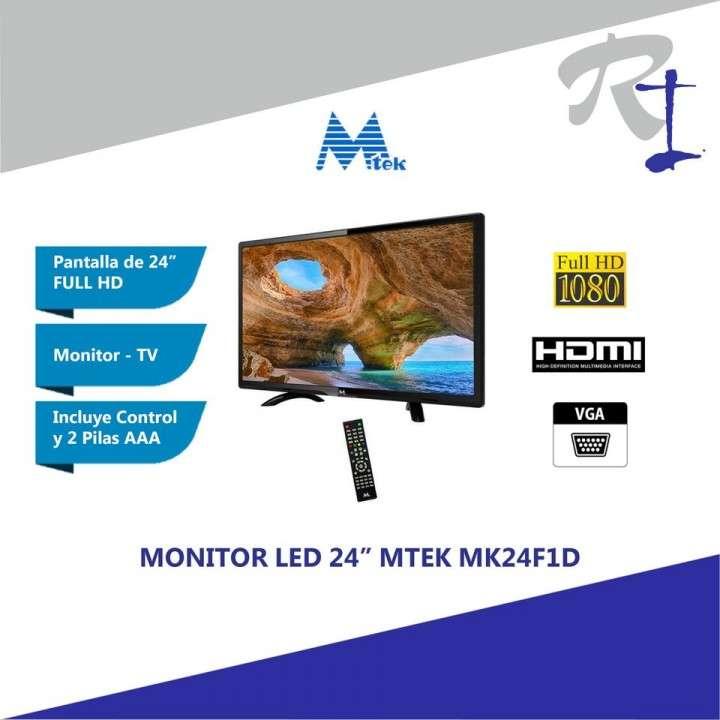 Monitor TV Mtek MK24F1D - 0