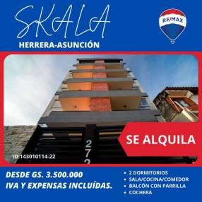 Departamento en Barrio Herrera Edificio Skala