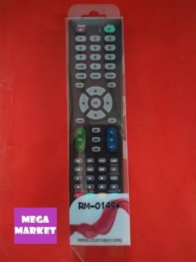 Control remoto universal para tv led lcd crt smart