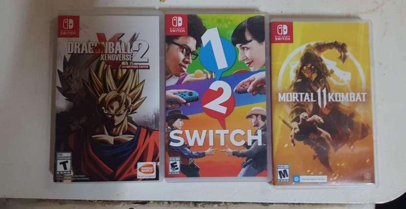 Combo Nintendo Switch - 3