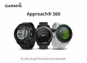 Reloj smartwatch Garmin Approach S60 Golf