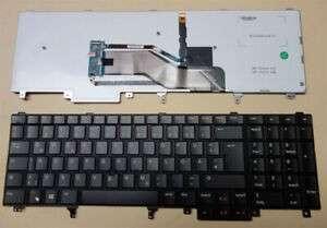 Teclado Original Dell Latitude E6520 E6530 E6540 E5520 - 1