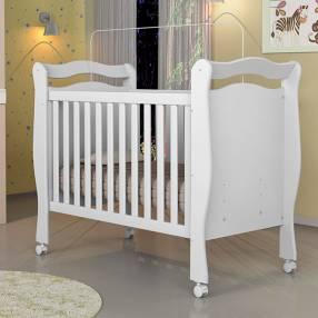 Cuna mini-cama alvin j&a blanco