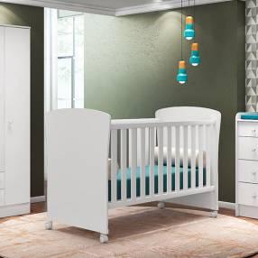 Cuna mini-cama 2484 qmovi blanco