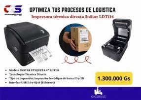 Impresora térmica 3NSTAR etiqueta 4