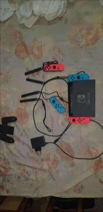 Combo Nintendo Switch - 1