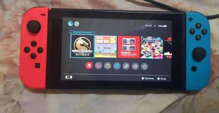 Combo Nintendo Switch - 4