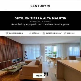 Departamento de lujo en Villa Morra
