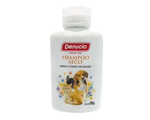 Shampoo seco en polvo - 0
