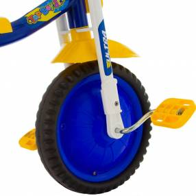 Triciclo top boy jr. Ultra bikes azul|amarillo