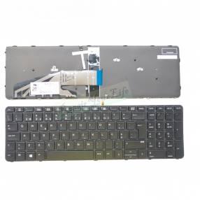 Teclado HP 450 G3 US con borde