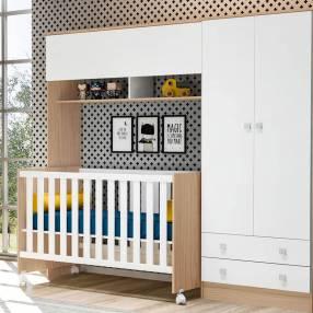 Modulo infantil 2893 qmovi carvallo blanco