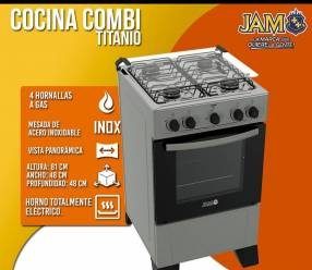 Cocina Combi Italiano