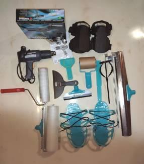 Kit de herramientas para porcelanato líquido / piso 3D