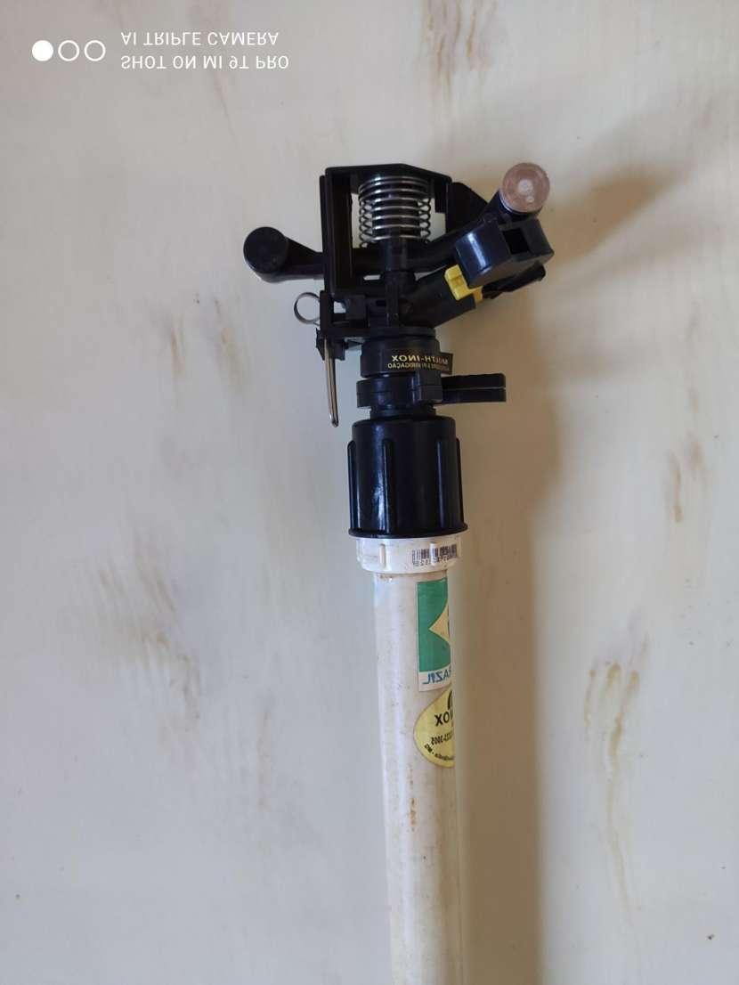 Aspersor para riego Molth-Inox - 0
