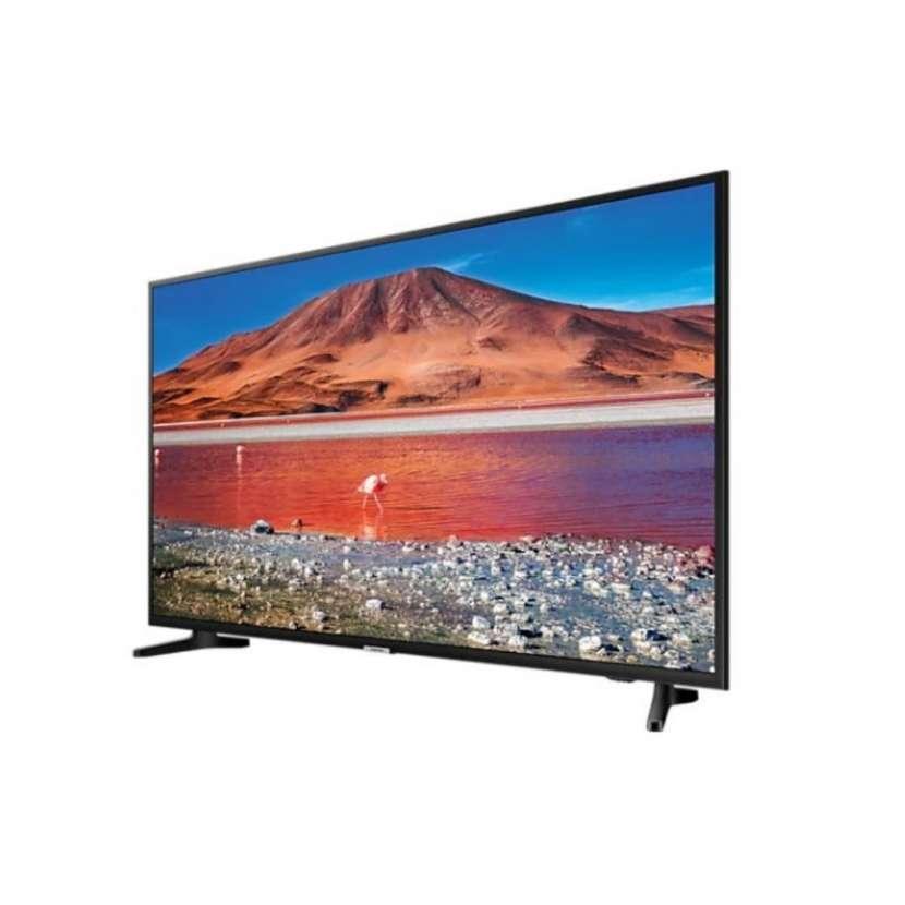 "Tv samsung 50"" led smart uhd un50tu7090gxzs (100004) - 1"