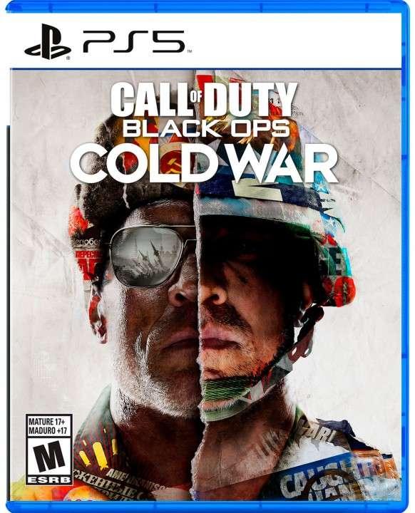 Call Of Duty Black OPS Cold War para PS5 - 0