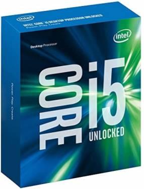 CPU Intel Core i5 6600K 3,50 GHz Socket LGA 1151