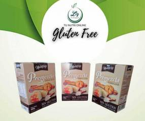 Pre-Mezclas libre de gluten