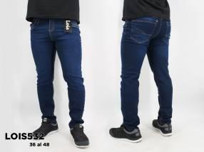 Jeans clásico elastizado LOIS532