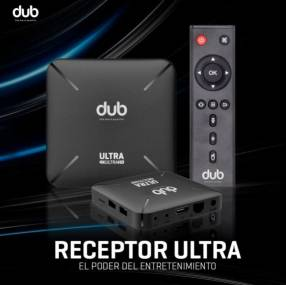 TV Box DUB 4K UHD nueva versión