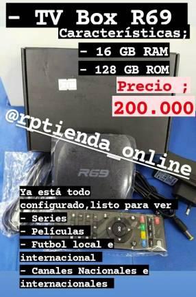 TV Box R69