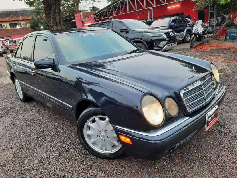 Mercedes Benz E300 1996 - 7