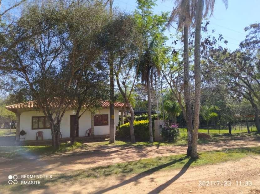 Casa en esquina en parque residencial Mira Lago - Ypacaraí - 7