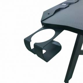 Mesa up gamer R-1 negro 1.20 cm x 60 cm