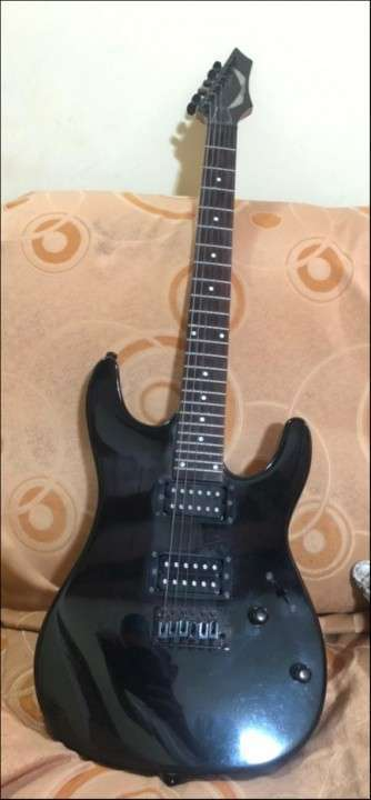 Guitarra Eléctrica + Amplificador + Afinador - 1