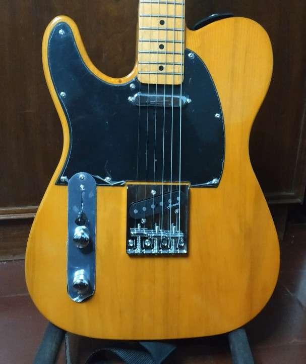 Guitarra eléctrica para zurdo Harley Benton TE-52NA LH - 0