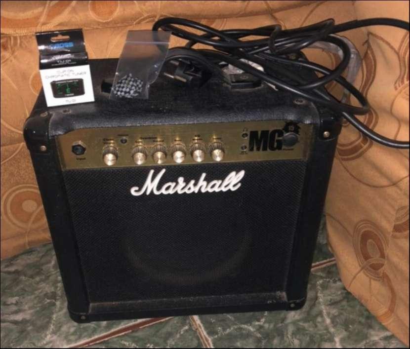 Guitarra Eléctrica + Amplificador + Afinador - 2