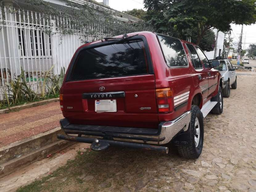 Toyota 4Runner 1995 - 2