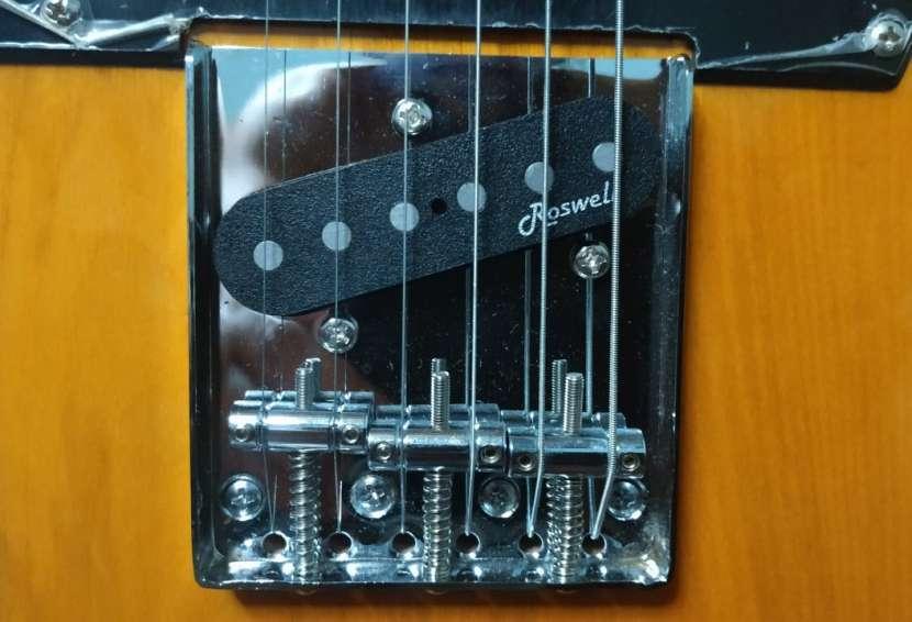 Guitarra eléctrica para zurdo Harley Benton TE-52NA LH - 3