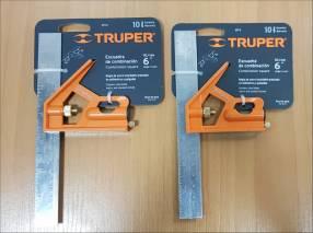 Escuadra Truper 14369 de combinación 6