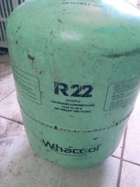 Gas R22