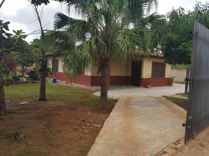 Casa en Barrio Ka'aguy Kupe de Mariano Roque Alonso - 0