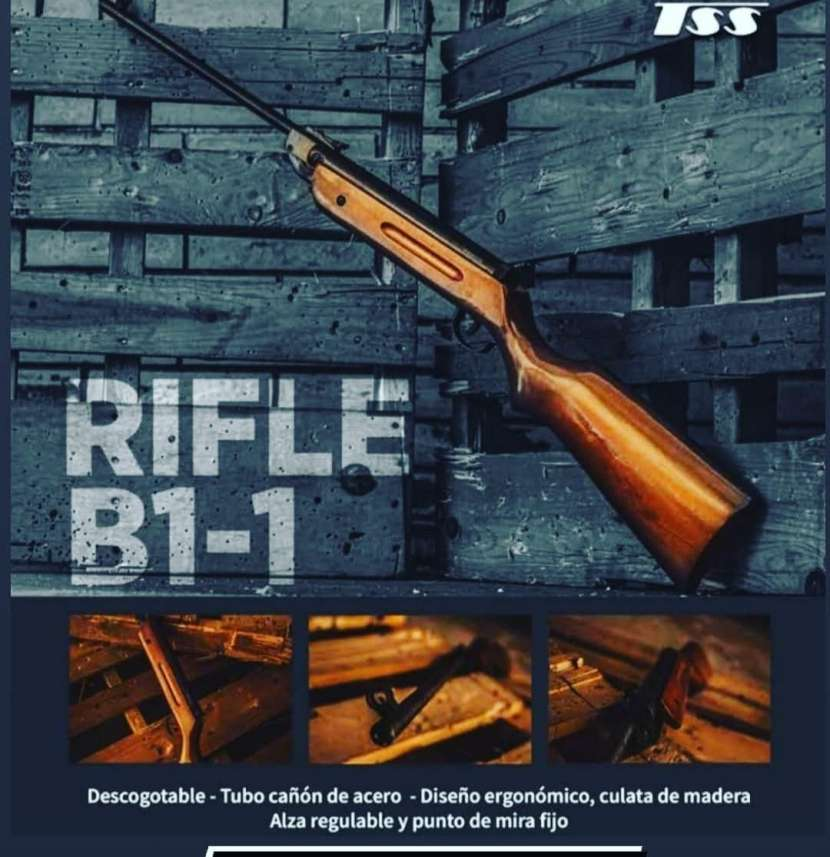 Rifle B1-1 - 0