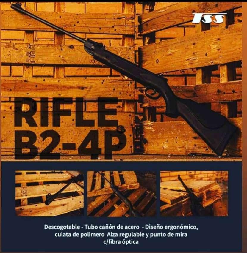 Rifle B2-4P - 0