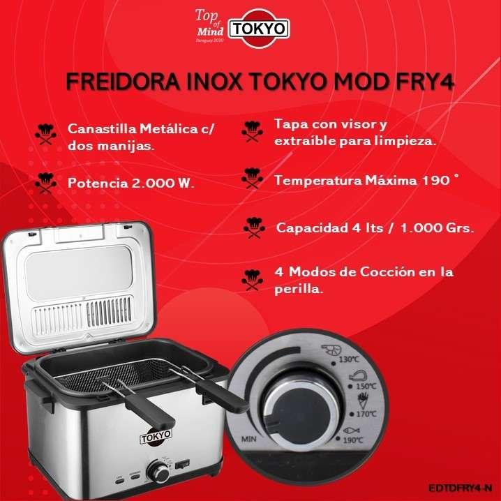 Freidora Tokyo - 0