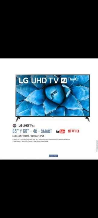 Smart TV LG LED 65″ 65UN7310PSC + Magic Remote - 0