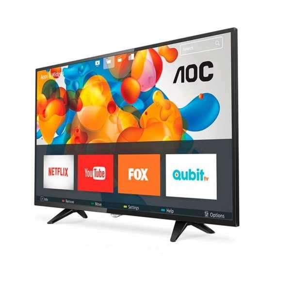 """Smart TV LED AOC LE43S5970 43"""" FHD - 0"""