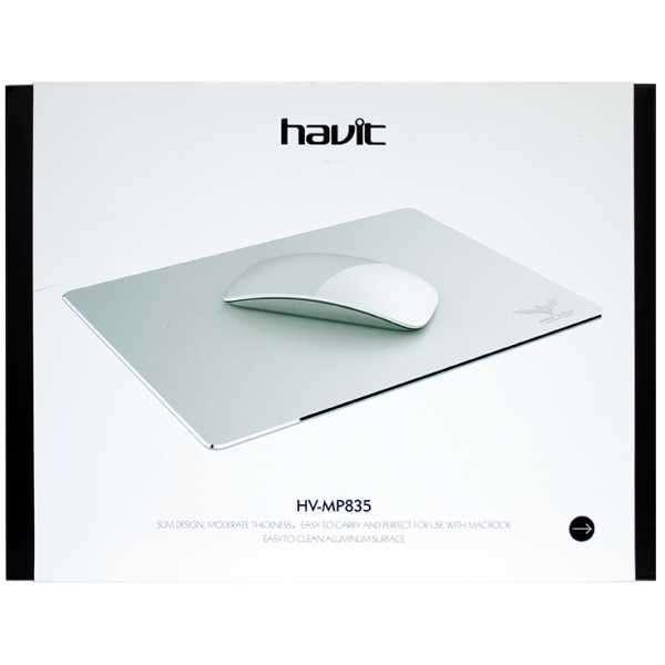Mouse Pad de aluminio Havit - 1