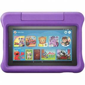 Amazon Fire 7 Kids Edition 1 + tableta de 16gb wifi con carcasa