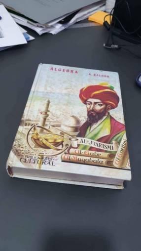 Libro Álgebra de A. Baldor