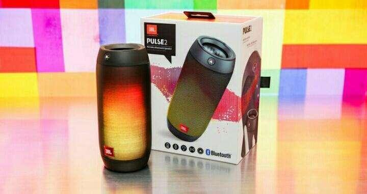 Altavoz JBL Pulse 3 con luces led - 3