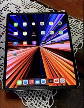 iPad Pro 12,9 256GB + 4G Lte